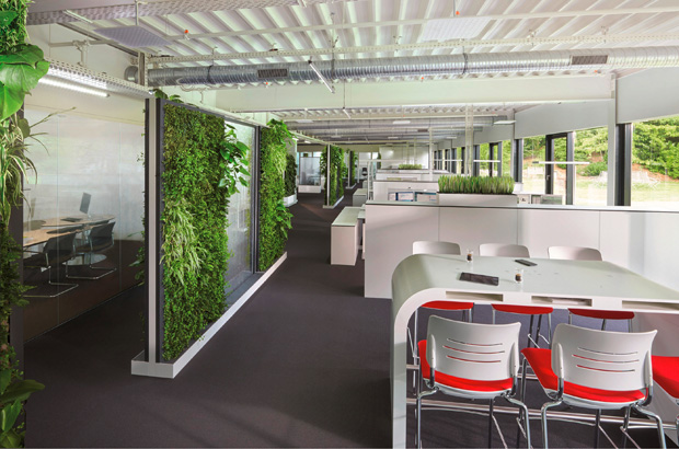 Moderne bürokonzepte  Office Depot schafft flexible Bürokonzepte zum Wohlfühlen